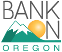Bank on Oregon logo